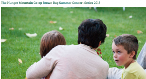 Brown Bag Concert in the park @ Christ Church Courtyard | Montpelier | Vermont | United States
