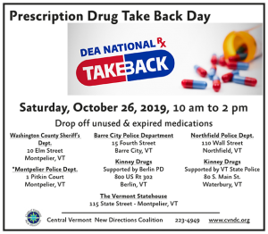 Rx Take Back Day